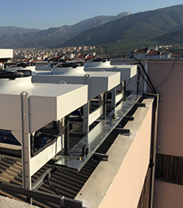 Aydem Data Center AYDIN - MUĞLA