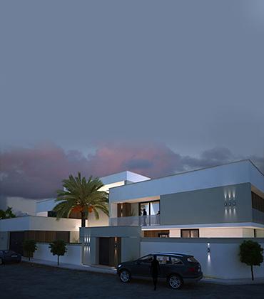 Libya Villa Projesi - Libya